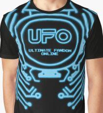 Ultimatives Fandom Online: Neon Vintage Gamer Grafik T-Shirt