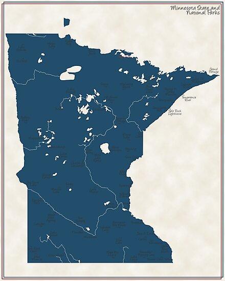 Minnesota Parks - v2 by FinlayMcNevin