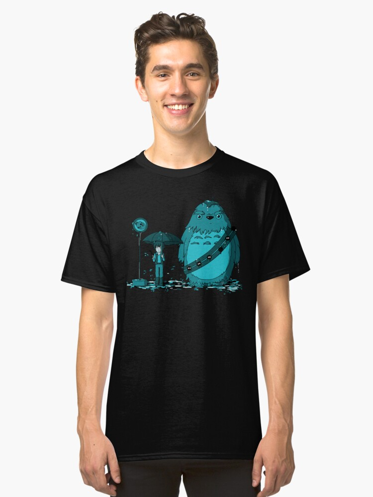totoro Classic T-Shirt Front