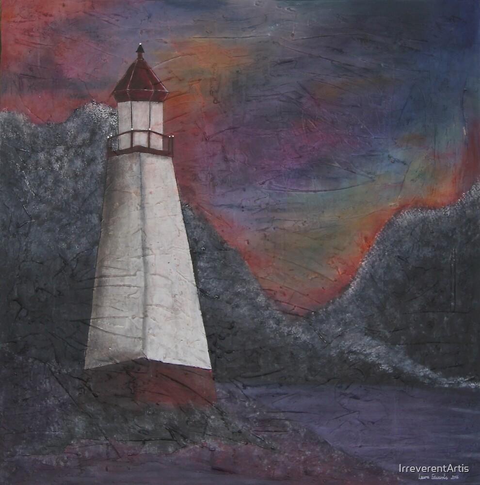 The Lighthouse by IrreverentArtis