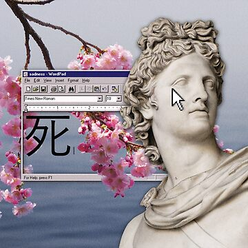 Vaporwave Sad Windows de Alheak