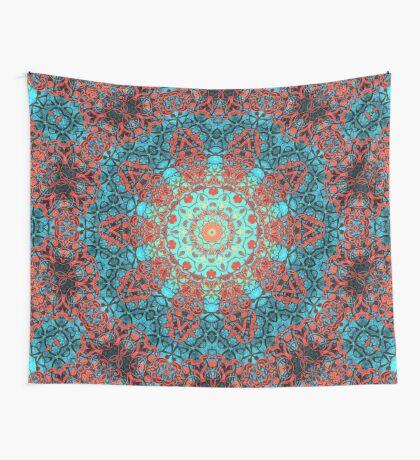 magic mandala 40 #mandala #magic #decor Wall Tapestry