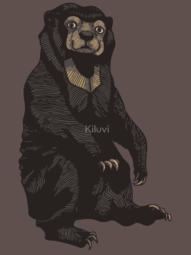 Moon Bear by Kiluvi