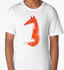 Just a Fox Long T-Shirt