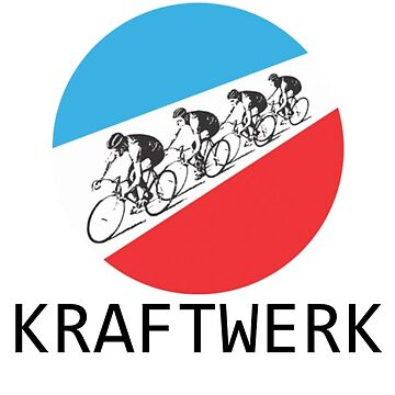 Kraftwerk Tour De France by NigglesNibbles