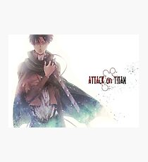 AttackOnTitan Photographic Print