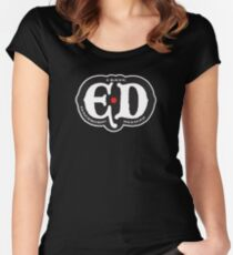 ED - I have Electronic Devices Women's Fitted Scoop T-Shirt