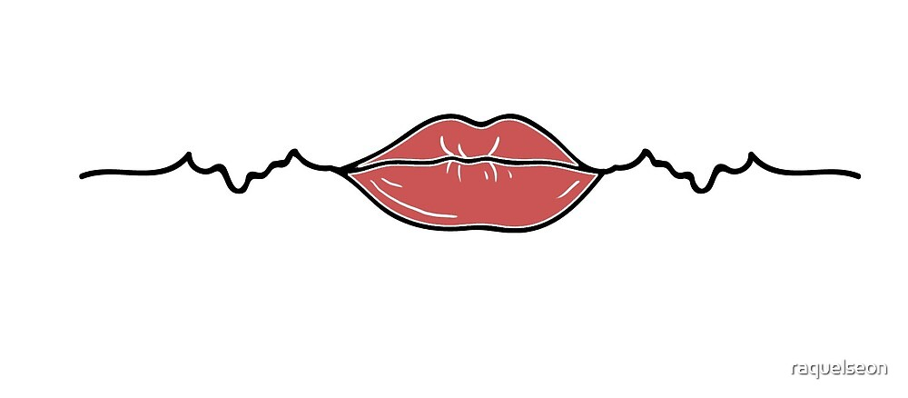 Lips by raquelseon