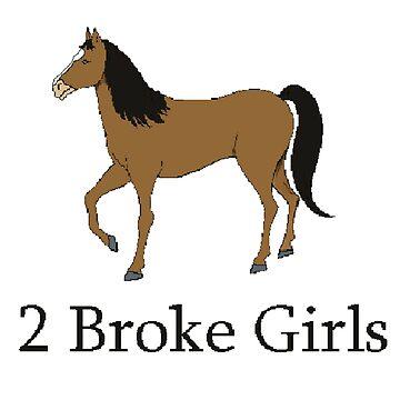 2 Broke Girls by Emilie2199