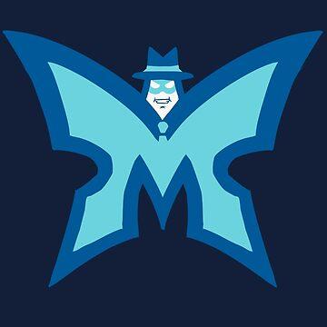 The Blue Morpho by freezinghot