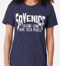 SaVenice Tri-blend T-Shirt