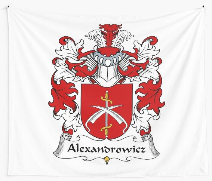 Alexandrowicz by HaroldHeraldry