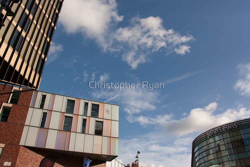 Liverpool city,  by Christopher Ryan