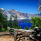 Crater Lake by Jonathan Cohen