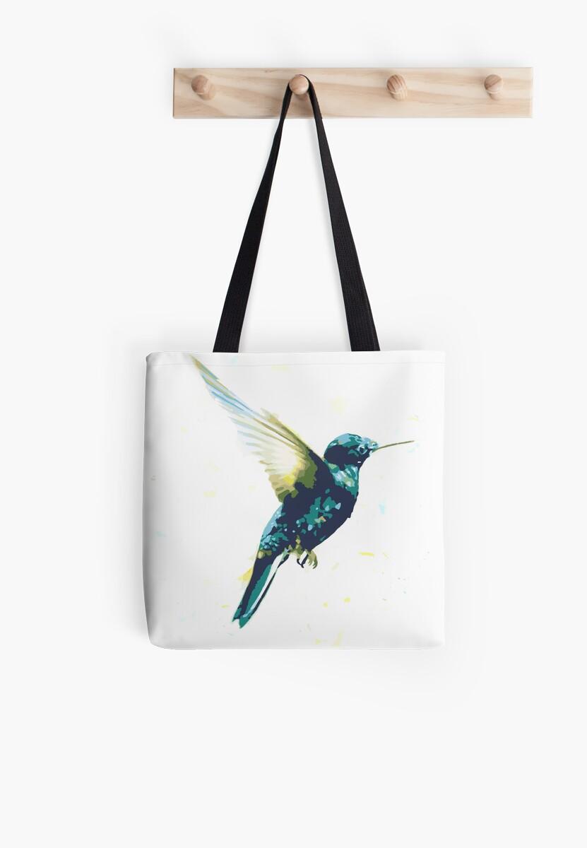 Flying Bird by lydhiamarie