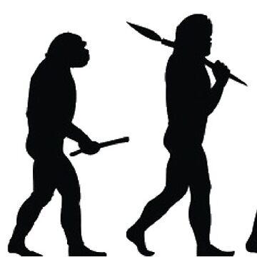 Evolution - Hoverboard by yuvalsheiner