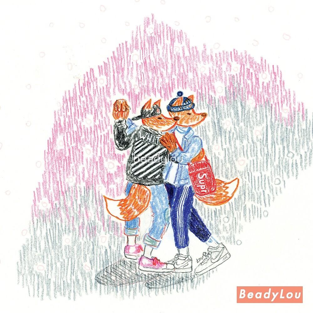 Supreme Tango by beadylou