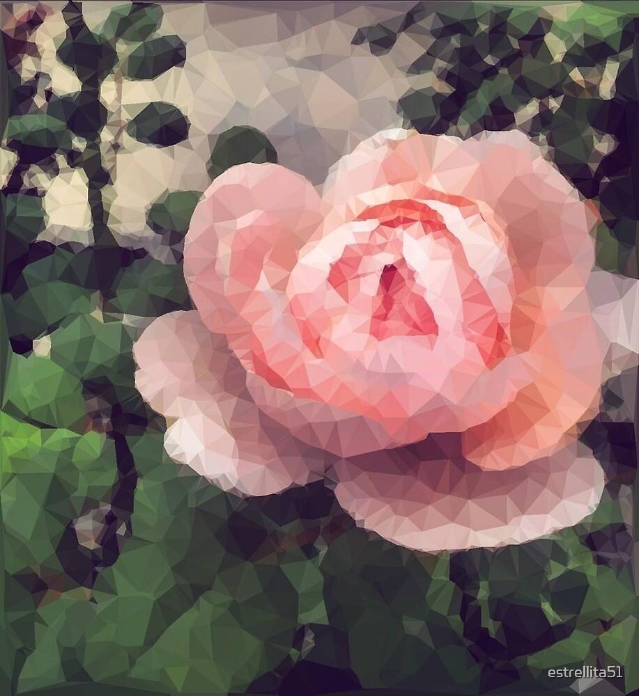 Geometric Flower 1 by estrellita51