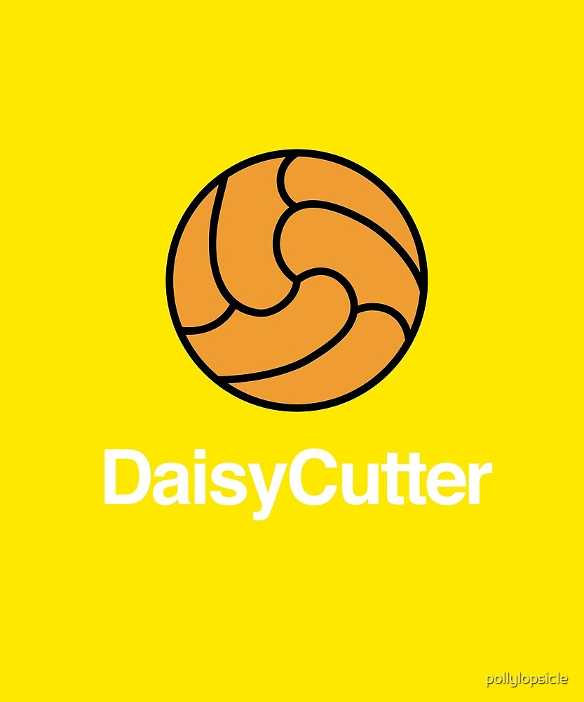 Proper Football - Daisy Cutter by pollylopsicle