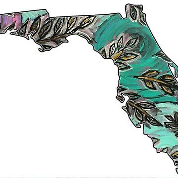 Florida Leaves by bitetheolivez