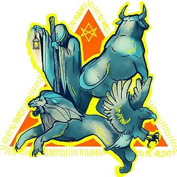 Powers of the Sphinx by PHOSPHORUS