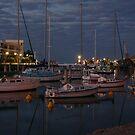 Boat haven Townsville by Steven Maynard