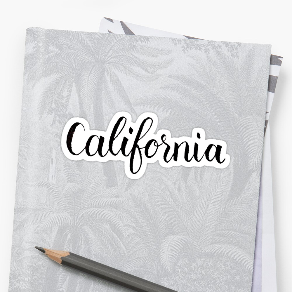 California Calligraphy by the-bangs
