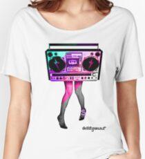 DancinHard Women's Relaxed Fit T-Shirt