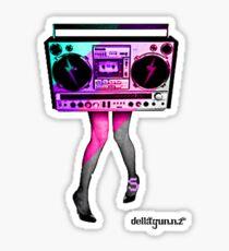 DancinHard Sticker
