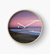 Santa Cruz lighthouse II Clock