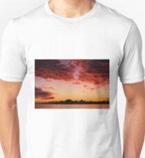Santa Cruz sunset II T-Shirt