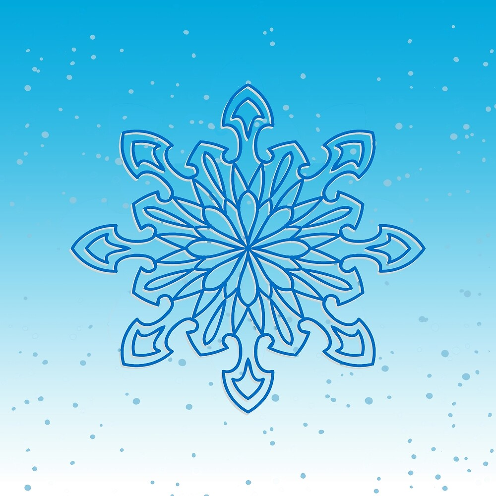 Snowflake Frost by Lainey1978