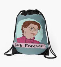 Barb Forever Stranger Things Drawstring Bag