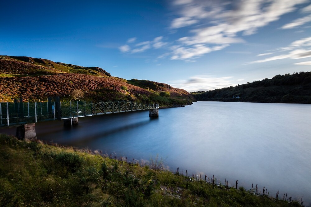 Torduff Reservoir by Stuart Marshall