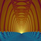 Covered Bridge by James Brotherton