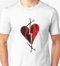 a broken heart T-Shirt