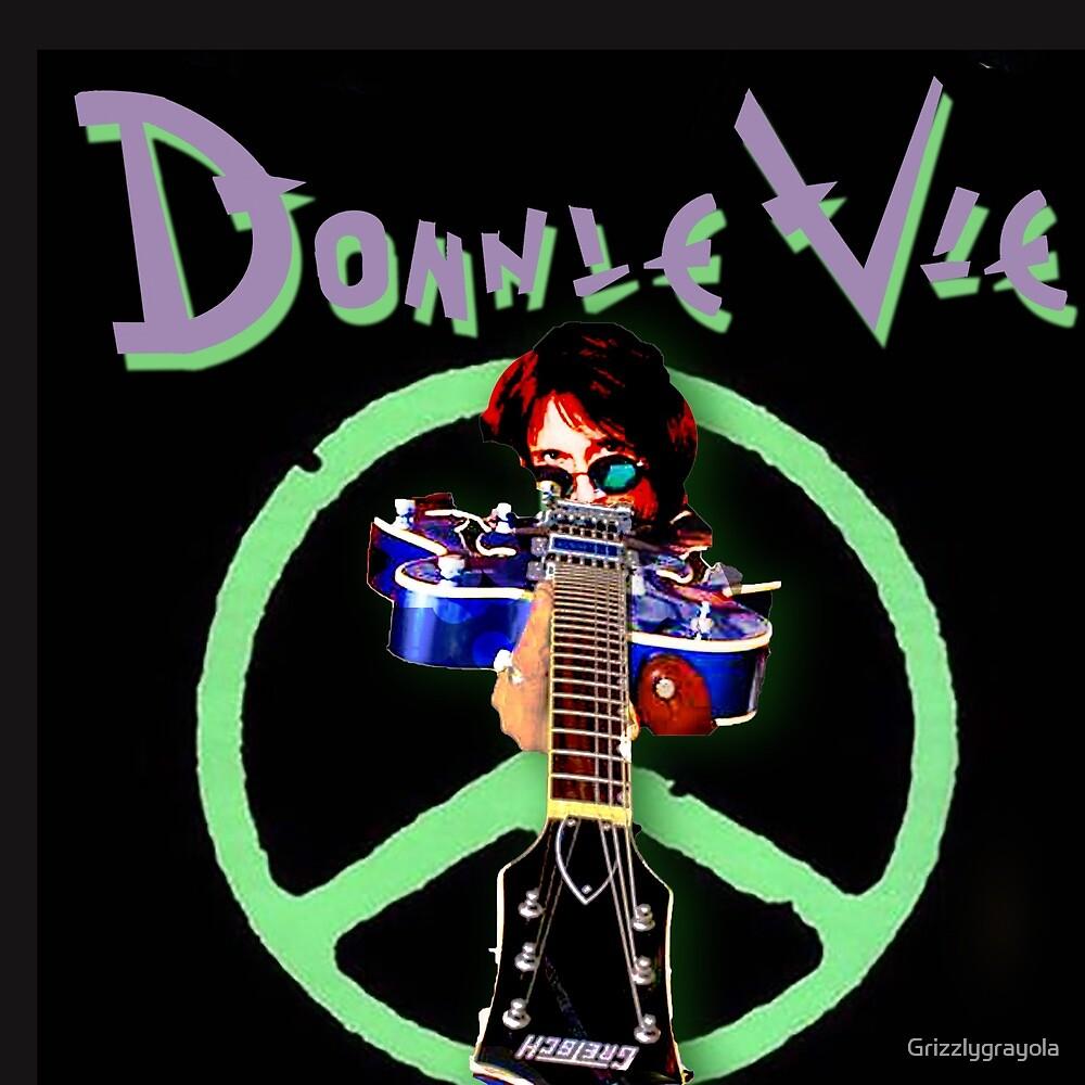 Donnie Vie Guitar by Grizzlygrayola