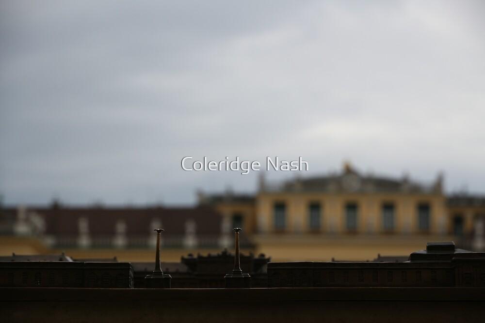 Palace in Austria by Coleridge Nash
