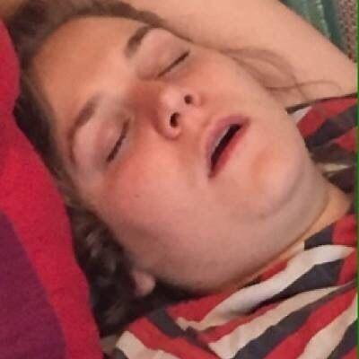 cinderella sleeping by POGACNIK