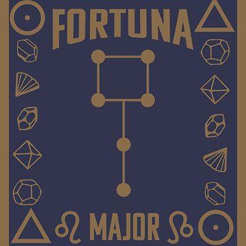 Fortuna Major by PHOSPHORUS