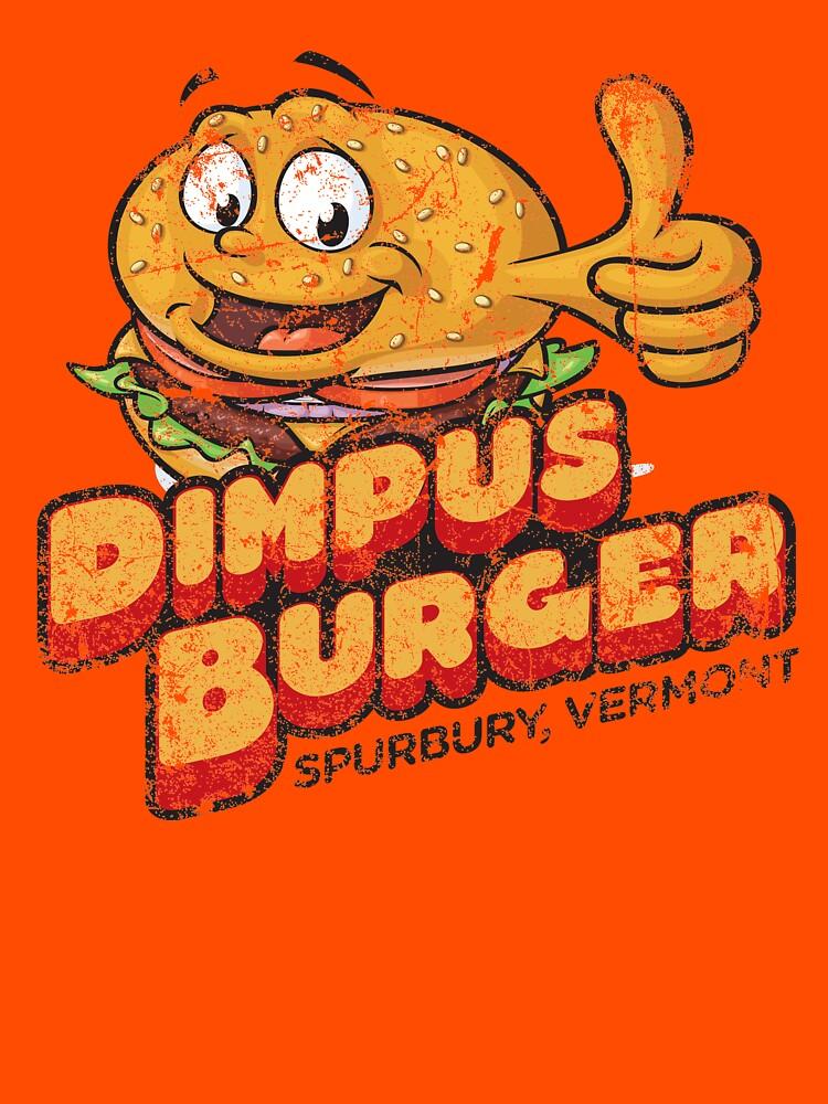 Dimpus Burger by Mindspark1