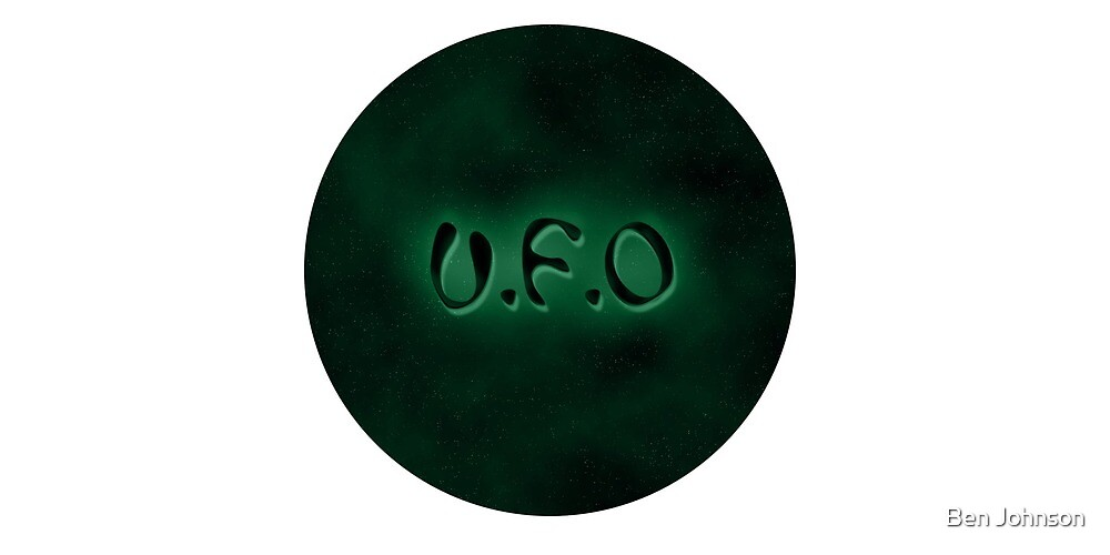 U.F.O. by Ben Johnson