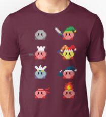 Kirby Transformations  T-Shirt