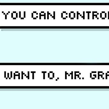 i don't think i want to, mr. graves.  by razor2therosary