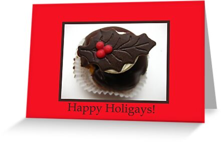 Happy Holigays: Christmas Chocolates by Sabbia-Natale