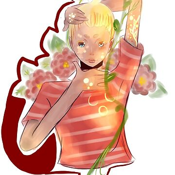 The flower Boy by xchoko