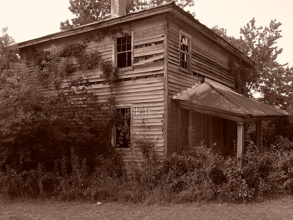The Old House by kat  -