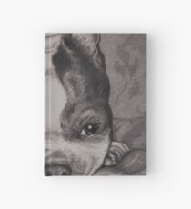 Dear Old Boston on Her Pillows Hardcover Journal