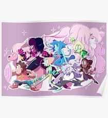 Crystal Gems!! Poster