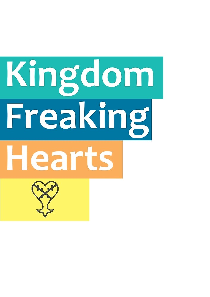 Minimal Kingdom hearts by LostWorlds